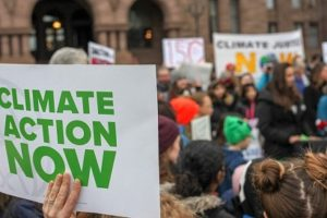 Declaration Gloable Climate Strike